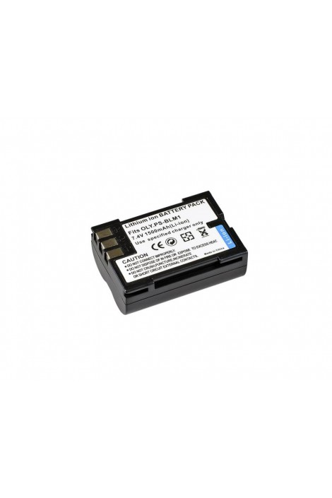 Replacement battery for Olympus PS-BLM1