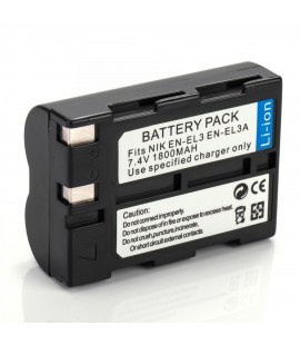 Batteria per Nikon EN-EL3 / EN-EL3a