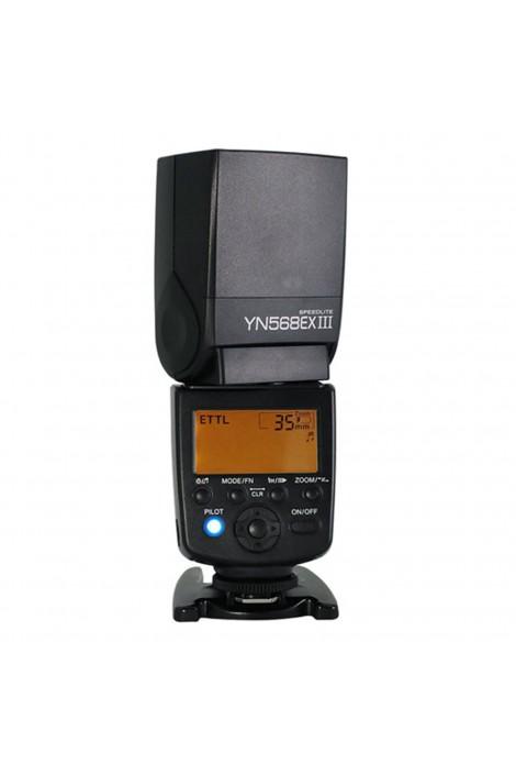 Yongnuo Speedlite YN568EX III Canon E-TTL