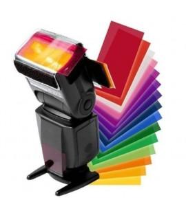 12 Color Gel Filter