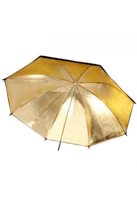 Light reflector colour gold