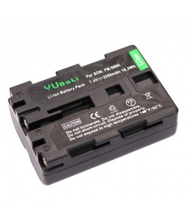 Battery for Sony NP-FM500H