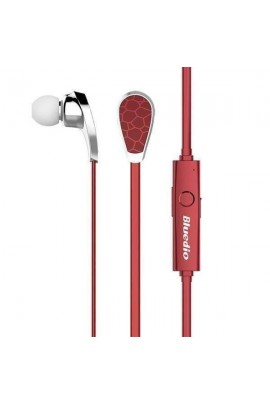 In-Ear Sport Bluetooth Kopfhörer - ROT