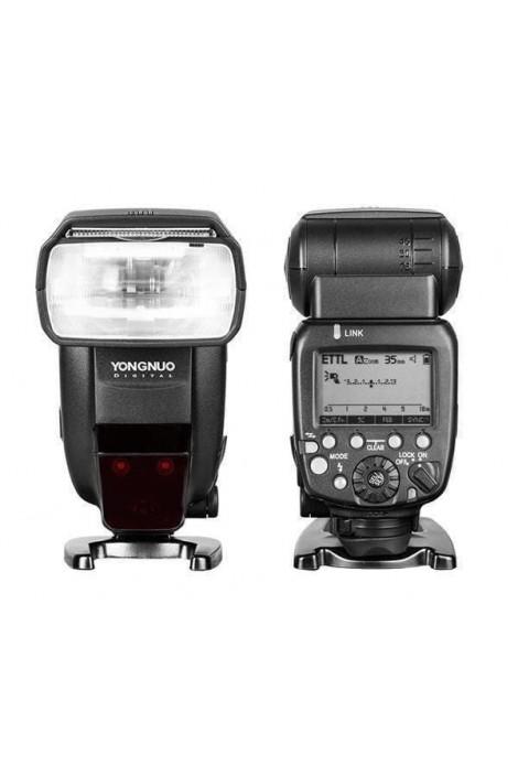 Yongnuo YN 600EX RT HSS 1/8000s Canon