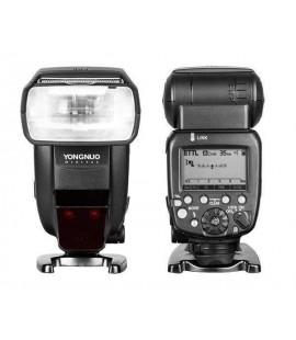 Yongnuo YN 600EX RT II HSS 1/8000s Canon