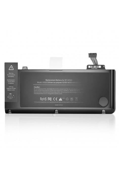 "Battery for MacBook Pro 13"" A1322 A1278"