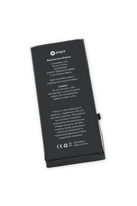 Accumulateur pour iPhone 8 Plus