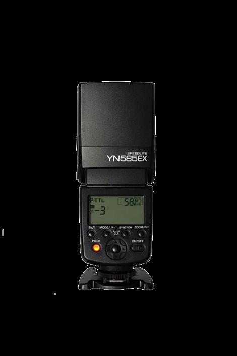 Yongnuo YN 585EX P-TTL
