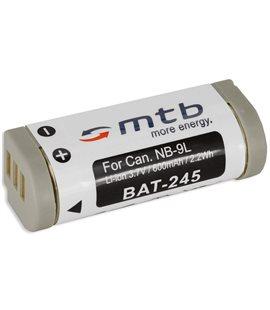 Batterie de remplacent Canon NB-9L