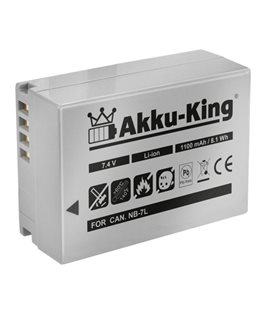 Battery for Canon NB-7L