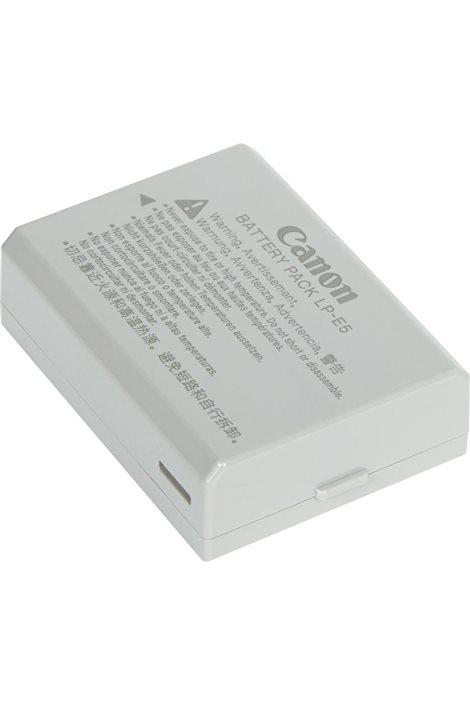 Battery for Canon LP-E5