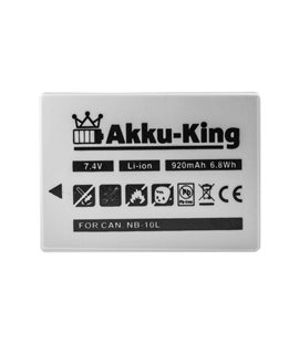 Battery for Canon NB-10L