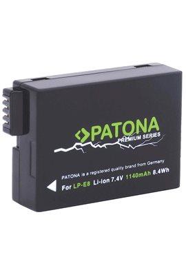 Batterie de remplacent Canon LP-E8