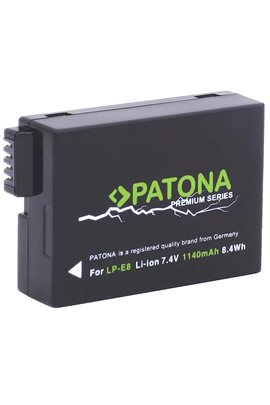 Battery for Canon LP-E8