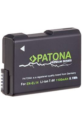 Batterie de remplacent Nikon EN-EL14