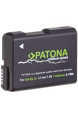 Battery for Nikon EN-EL14