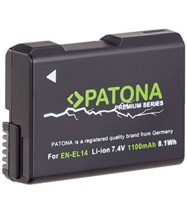 Battery for Nikon EN-EL14