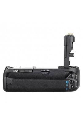 Poignée d'alimentation BG-E14 pour Canon EOS 80D et 70D