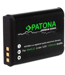 Batterie de remplacent Nikon EN-EL23