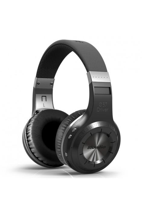 On-Ear Bluetooth Kopfhörer - SCHWARZ