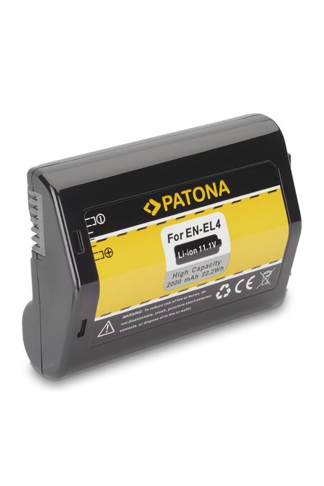 Battery for Nikon EN-EL4