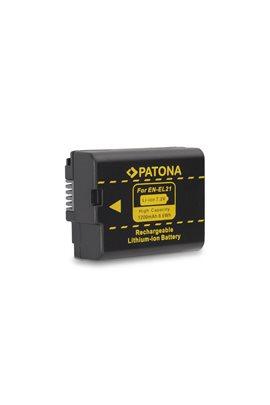 Batterie de remplacent Nikon EN-EL21