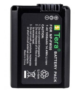 Batterie de remplacement Sony NP-FW50