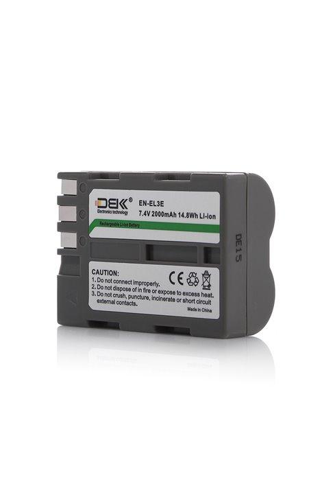 Battery for Nikon EN-EL3e