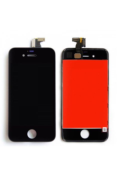 iPhone 4 LCD Display Digitizer Schwarz