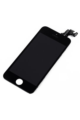 iPhone 5S LCD Display Schwarz