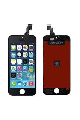 iPhone 5C LCD Display Schwarz