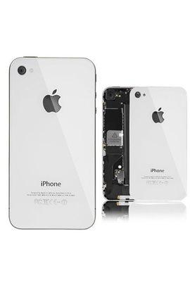 iPhone 4G komplettes Backcover / Rückseite Schwarz