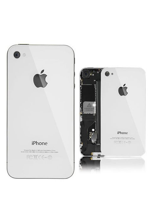 iPhone 4 Retina LCD Display Digitizer Blanc