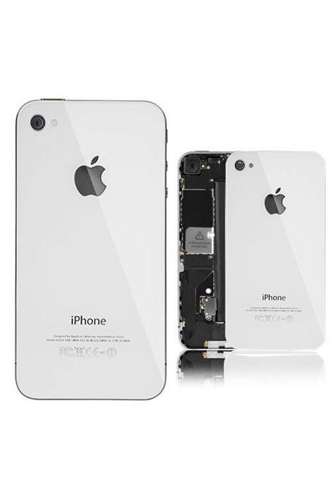 iPhone 4 Retina LCD Display Digitizer Blanc