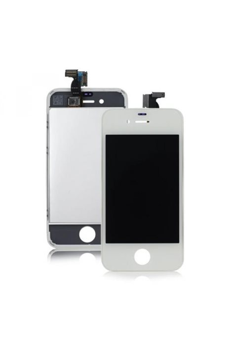 iPhone 4S Retina LCD Display Digitizer Bianco