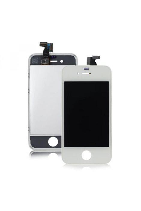 iPhone 4S Retina LCD Display Digitizer Bianco