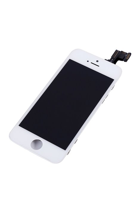 iPhone 5S LCD Display Weiss