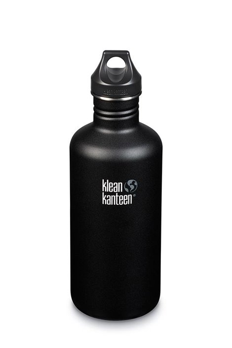 Klean Kanteen classic steel water bottle