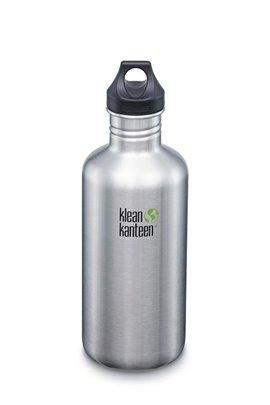 Klean Kanteen classic steel water bottle