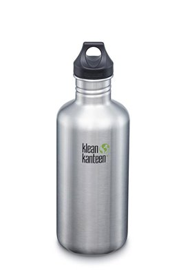 Klean Kanteen klas. Stahlwasserflasche