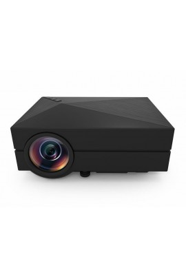 HD LED Projector Beamer mit Media Player