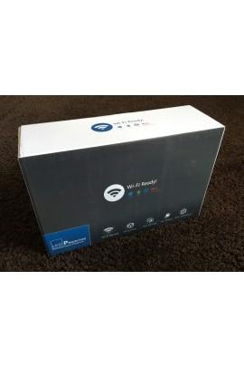 HD LED Beamer mit WiFi & Media Player