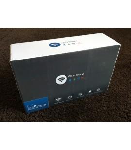 Projecteur LED HD WiFi Media lecteur
