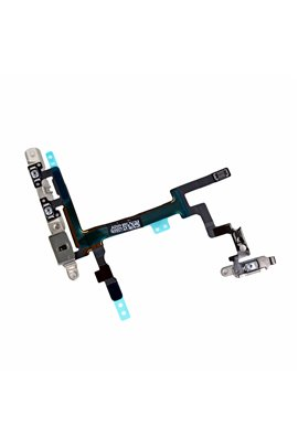 Câb. audio, bouton alimentation iPhone 5