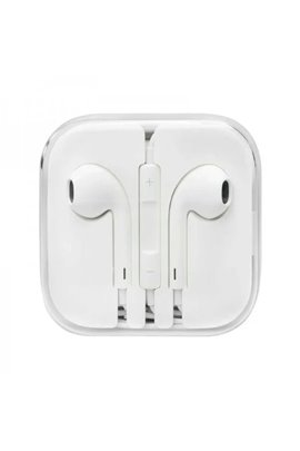 Apple Auricolari con spinotto cuffie 3.5mm AUX