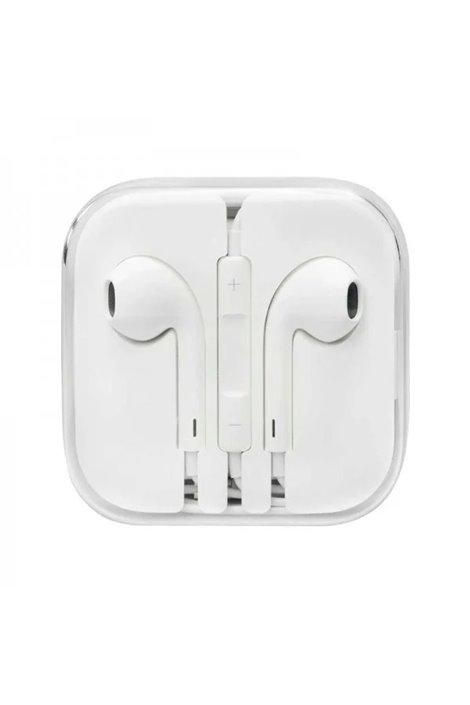 Auricolari Apple con telecomando e micro