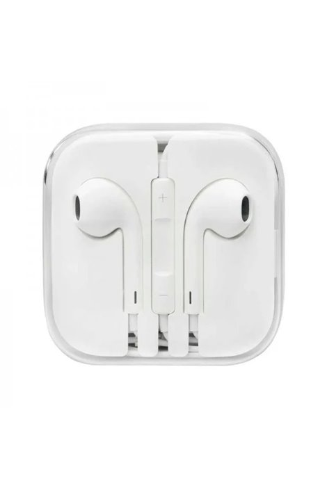 Apple Vintage Earphones with Remote and Mic