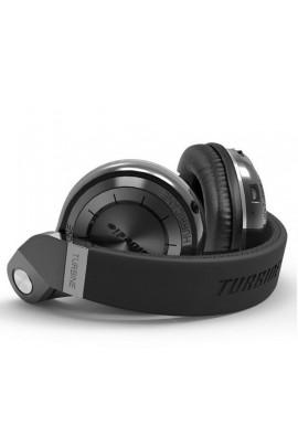 On-Ear Bluetooth Kopfhörer V2 - SCHWARZ