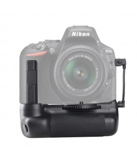 Impugnatura per Nikon D5600 D5500 D5400