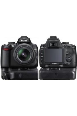Batteriegriff für Nikon D5000 D3000 D60 D40 D40X